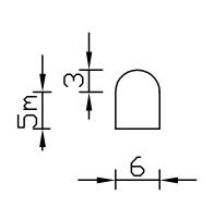 مدل مثال تونل flac